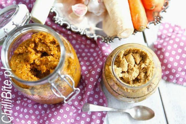 ChilliBite.pl - motywuje do gotowania!: Domowa kostka rosołowa - warzywna lub mięsna