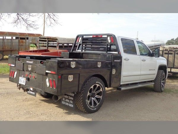 Pronghorn Utility Bed Truck Automobile For Sale At Sunflower