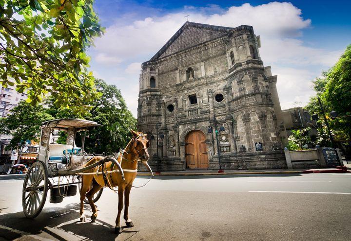 スペイン領時代の街並みが素敵。マニラ 観光・旅行おすすめのスポット!