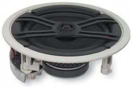 "Review Yamaha Natural Sound In-Ceiling/Flush Mount Speakers(2 Way, 120 Watts, 8"" Woofer & 1"" Tweeter)"