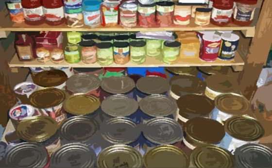 FOOD STORAGE 101, Date and Rotate -Posted April 23, 2014, by Ken Jorgustin