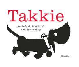 Wie houdt er niet van Takkie? Hij is lief en knap en altijd vrolijk. Jip en Janneke zijn gek op hem. Zelfs als hij stout is, van huis wegloopt of ruzie maakt met Siepie, is hij onweerstaanbaar. De mooiste verhalen en illustraties zijn nu verzameld in een bundel voor alle jonge (en oudere) hondenvrienden.