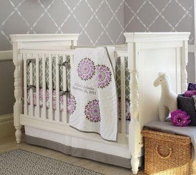 113 Best Baby Girl Nurseries Images On Pinterest Baby