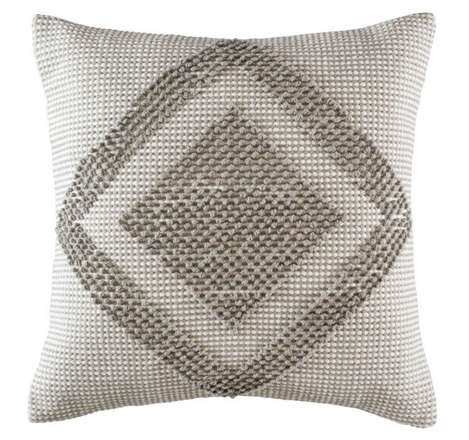 Kas Room Jelani 50x50cm Filled Cushion Neutral