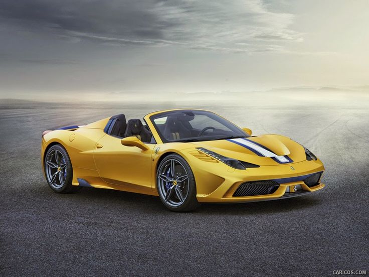 CarsMusicLife: Is the Ferrari 458 Speciale Really That Special?