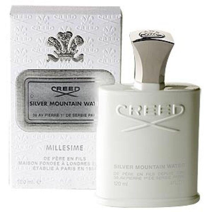 Silver Mountain Water (men) 120ml edp - парфюмерия Creed #Creed #parfum #perfume #parfuminRussia #vasharomatru
