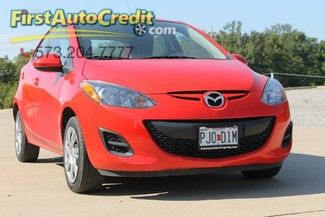 Check out this 2011 Mazda 2 Sport in Red from First Auto Credit in , MO 63755. It has an automatic transmission. Engine is DOHC 16-valve I4. Call Customer Service at (573) 204-7777 today!