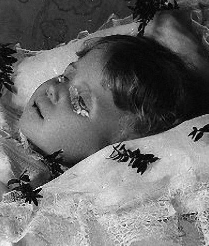 Image result for modern post mortem photography