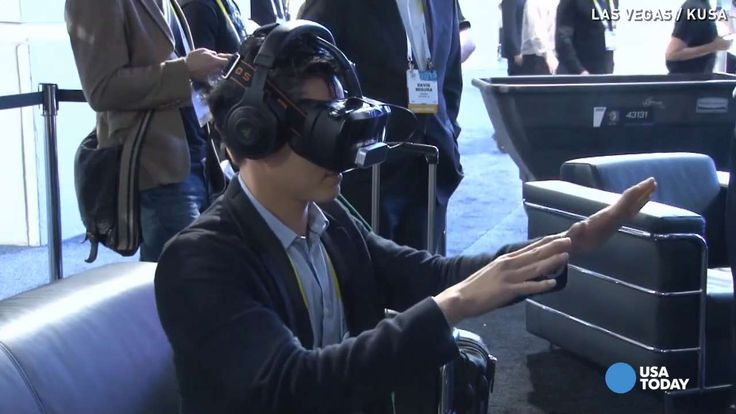 Virtual reality close to becoming reality with Oculus [Virtual Reality: http://futuristicnews.com/tag/virtual-reality/ 3D Video Glasses: http://futuristicshop.com/category/video-glasses-2/ Augmented Reality: http://futuristicnews.com/tag/augmented-reality/]