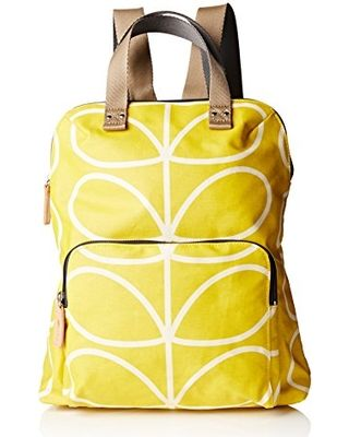 On Sale! Orla Kiely Giant Linear Stem Tote Backpack