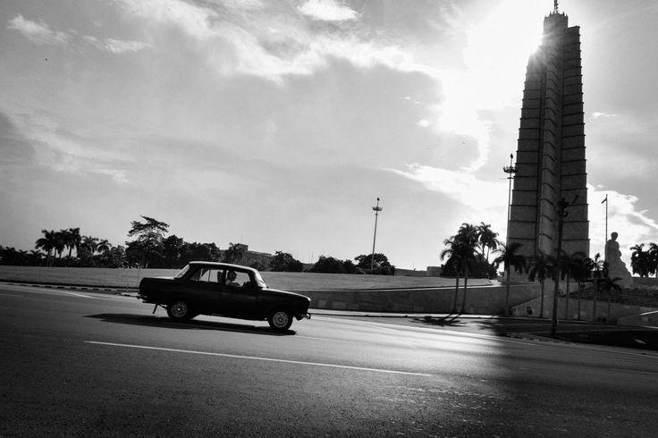 In Havana  |  Filippo Mutani Photography Revolucion Square, Havana, Cuba, 2017