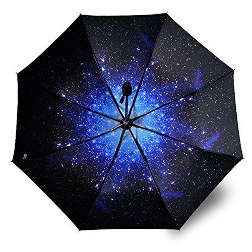 Paraguas Xagoo Sunny Sky lluvia fuerte a prueba de agua compacto para facilitar su transporte resistente de alta calidad (estrella) - http://comprarparaguas.com/baratos/de-colores/negro/paraguas-xagoo-sunny-sky-lluvia-fuerte-a-prueba-de-agua-compacto-para-facilitar-su-transporte-resistente-de-alta-calidad-estrella/
