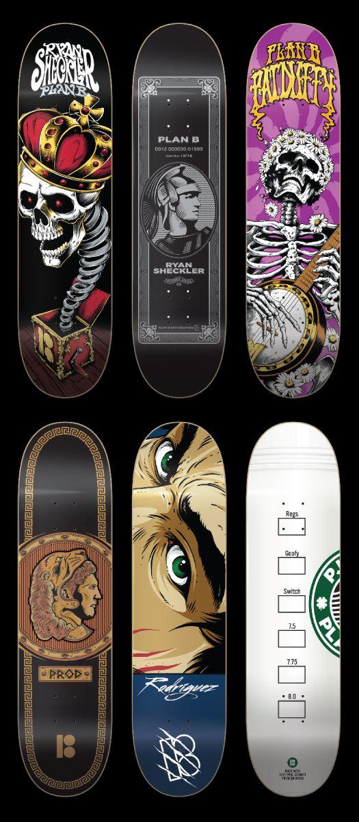 plan-b-skateboard-skull-designs
