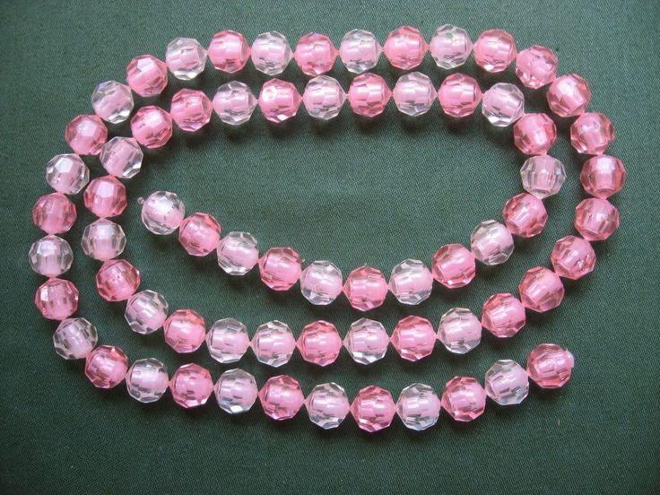 102 Best Vintage Plastic Pop Beads Images su Pinterest-7145