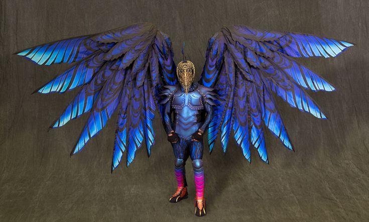 Festival of Fantasy parade costumes