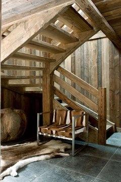 escalier Par Aude Cardinale, la décoratrice et architecte d'intérieur