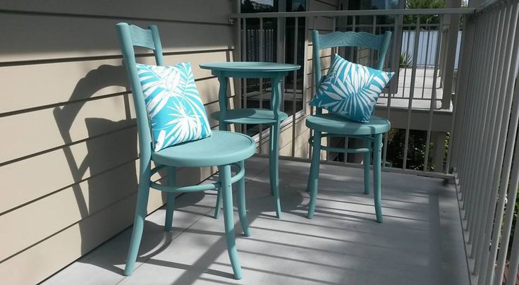Painted in Provence Chalk Paint™ by Jan L
