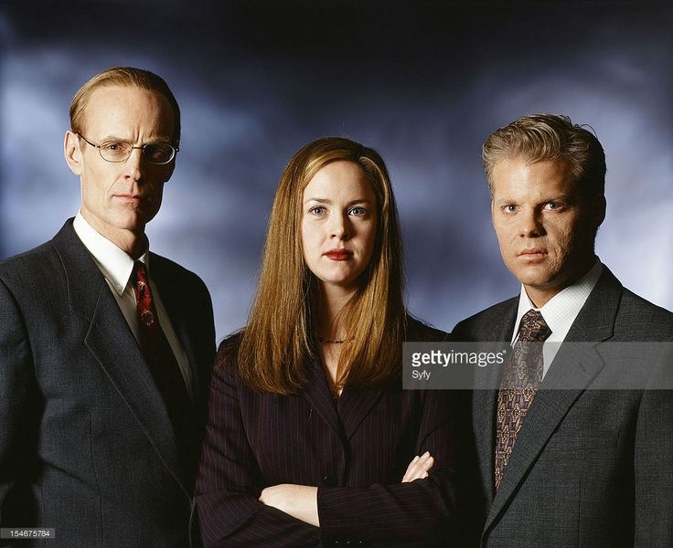 Matt Frewer as Dr. Chet Wakeman, Heather Donahue as Mary Crawford, Andy Powers…