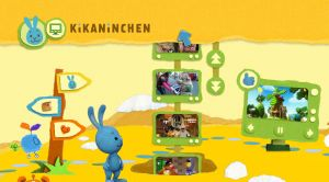 Learn German with children's TV