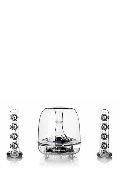 Heimlautsprechersystem SoundSticks Wireless