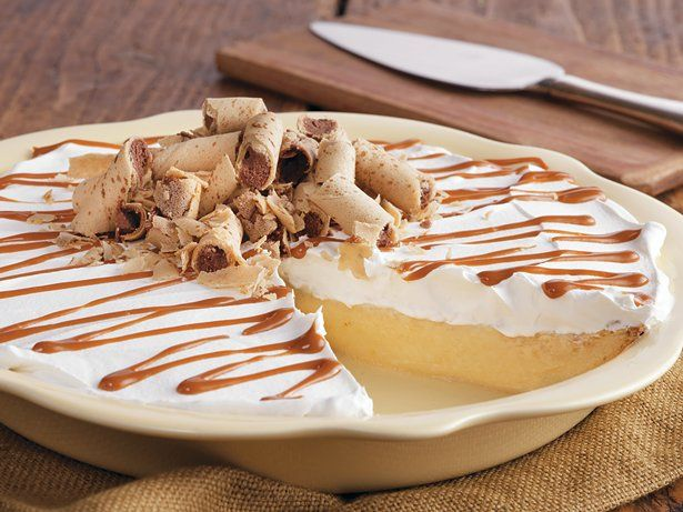 ... and topped with whipped cream and dulce de leche milk caramel spread