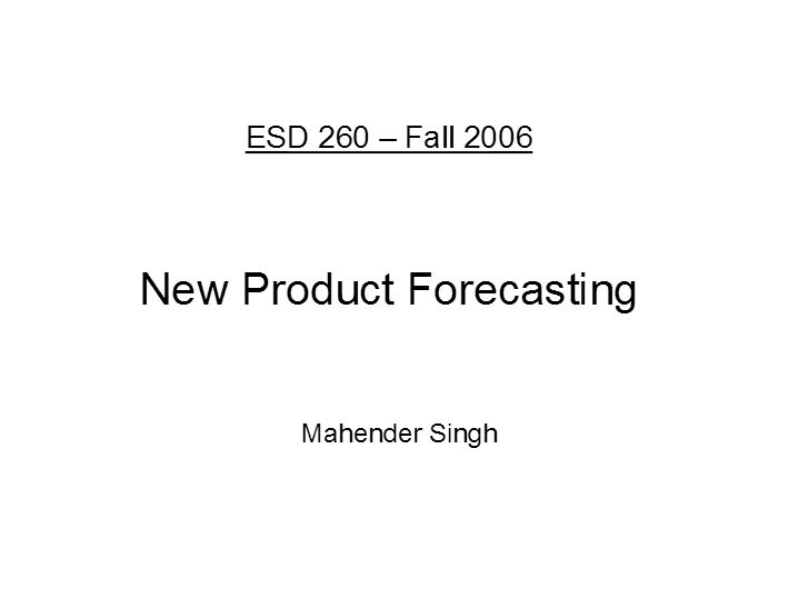 9 best New Product Forecasting images on Pinterest Pdf, Beauty