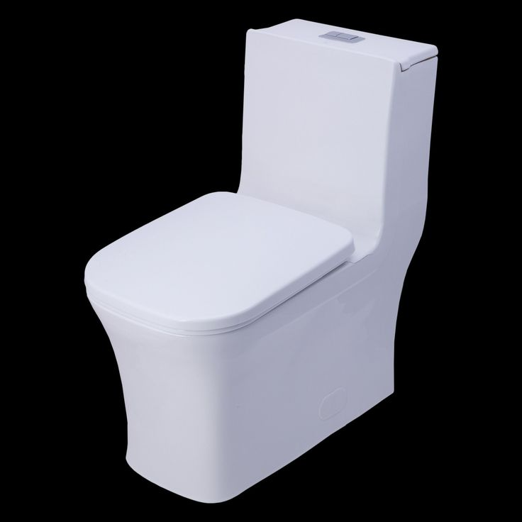 bai toilet u2013 one piece dual flush softclose seat