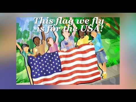 This Flag We Fly, my 5th grade kiddos will be singing this for our Veterans Day program.