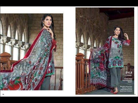 b8b327a806 Latest Gul Ahmed Pret Summer Collection 2018 With Price | Fashion ...