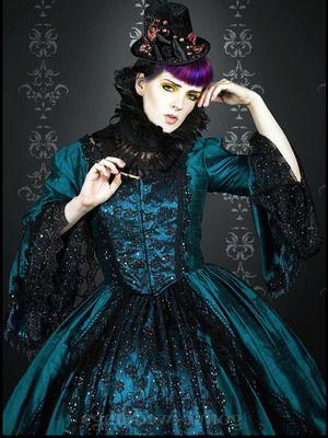 Стили платьев и их фото: классический, готический, стиль рок, одри и других…