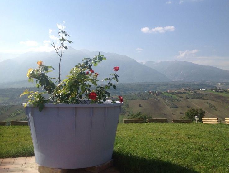 Villa di Stelle - Unique rental Villa, magical surrounds, in Abruzzo, Italy