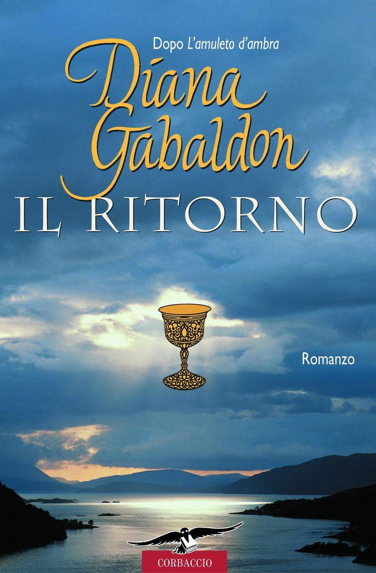 """""""Il ritorno"""" di Diana Gabaldon"""