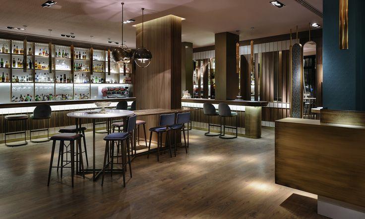Baiser Bar in Xanthi by Minas Kosmidis- Architecture In Concept #ArchitectureInConcept #MinasKosmidis