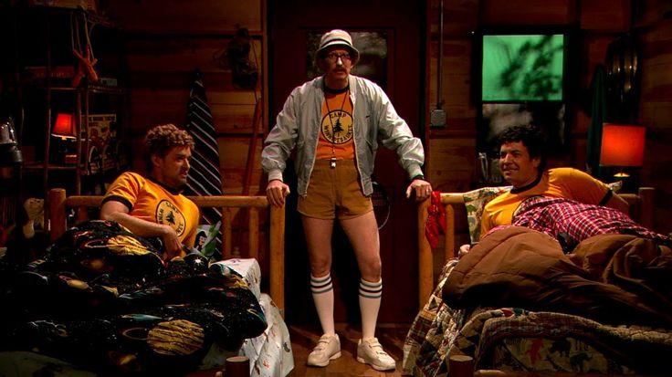 Young Jimmy Fallon & Justin Timberlake Sing At Summer Camp, via YouTube.
