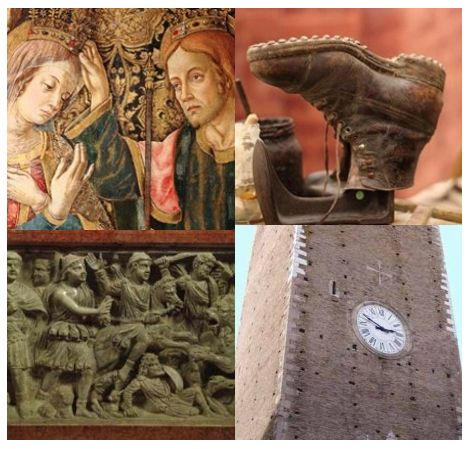 #UnBrindisialMuseo #MuseiComuni #MUSEIDISANTELPIDIOAMARE Bollicine al Museo visita guidata gratuita dalle ore 17.00 alle ore 19.00