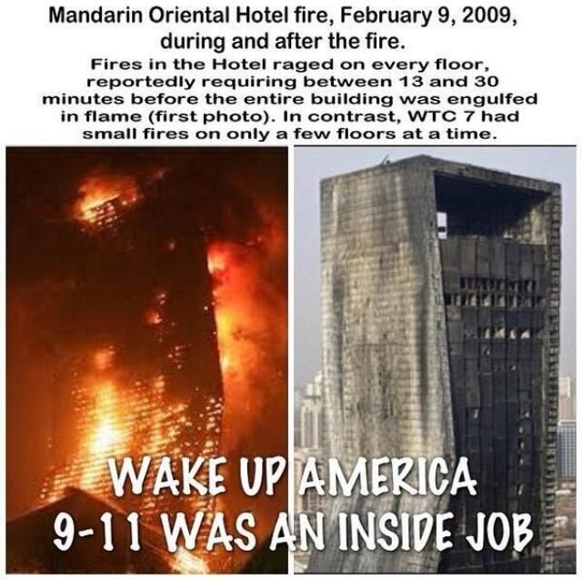 911 theories