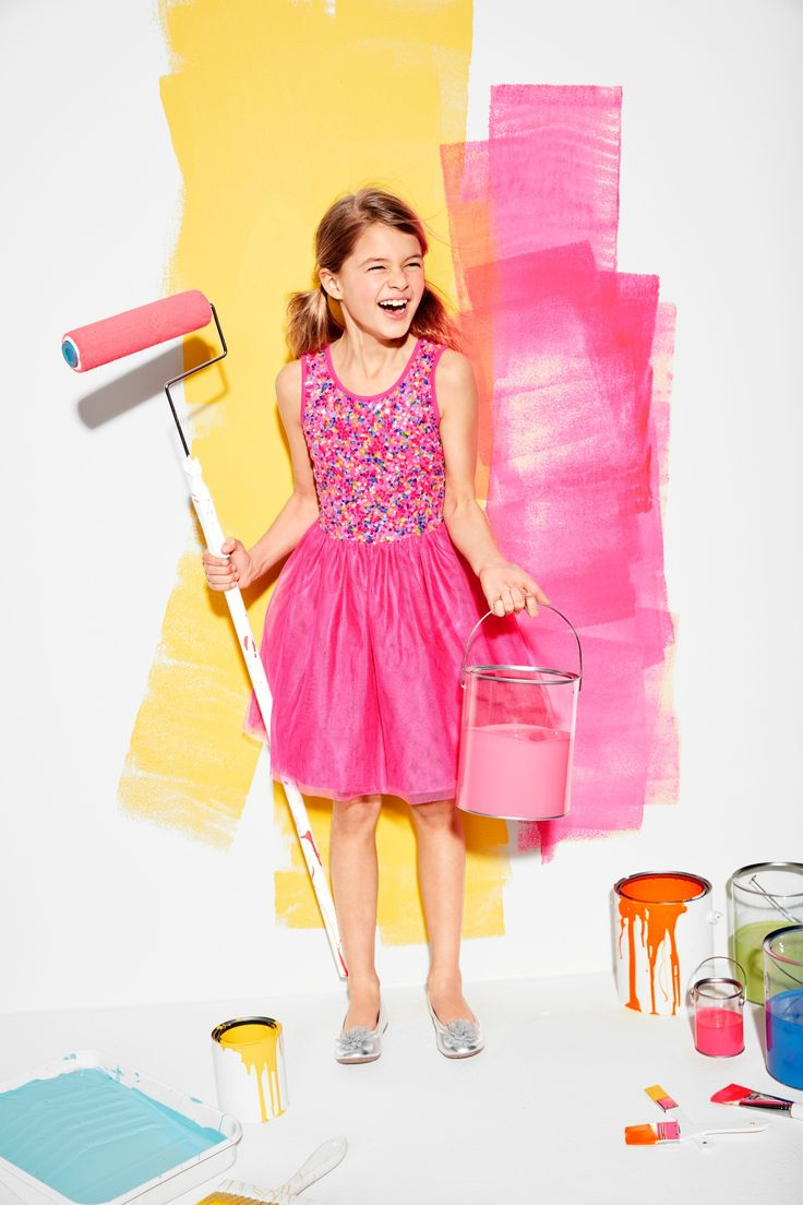 Girls' fashion | Kids' clothes | Sequin dress | The Children's Place
