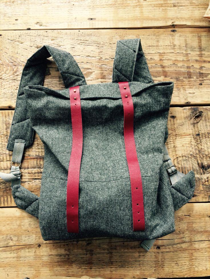 Backpack / BAG #zaneveldre #bazzooka