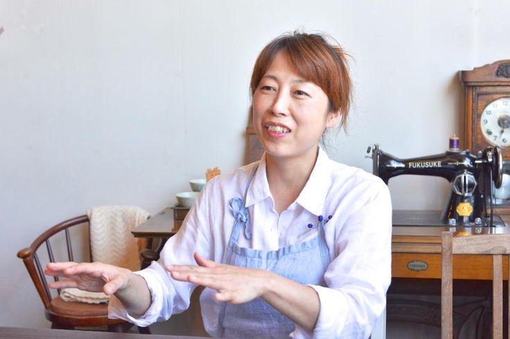 岩手県遠野市にある「on-cafe」の店主、菊池礼子さんにインタビュー。遠野市に移住後、カフェを開業した経緯と今後の展望について迫ります。