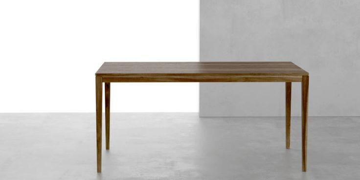 M s de 1000 ideas sobre comedores de madera modernos en for Comedores en madera pequea os