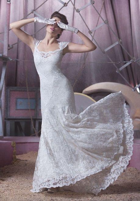 Brautkleider-Galerie Brautkleid von Olvis in der weddix Brautkleider-Galerie - Modelnummer 1280 SW - weddix