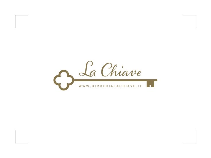 La Chiave on Behance by Endea #logo #brandidentity #inspiration