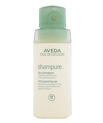 Aveda Shampure Dry Shampoo   Now is the perfect time to usher in a few new gym bag beauty products that'll give you yet another reason to want to workout.
