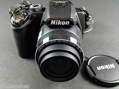 Nikon COOLPIX P100 10.3 MP Digital Camera Black