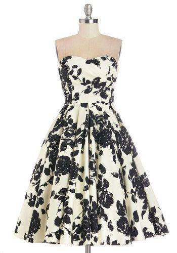 Mesmerize and Shine Dress | Mod Retro Vintage Dresses | http://ModCloth.com ∆ IF MODEST ∆