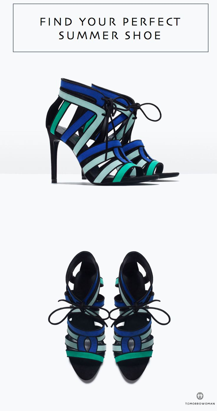Yes ladies, summer is just about here, which means it's time to give your closet a makeover. No look is complete without a head to toe ensemble and that means that shoes are in fact EVERYTHING. We've gone searching high and low so you don't have to, and comprised a list of 10 must-have shoes every woman should own this summer. #summerstyle #shoes #sandals