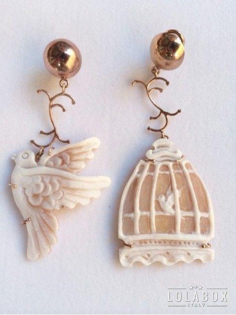 Also Jewelry Cammeo Handmade in Sicily