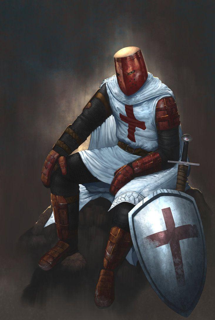 картинки на аву с рыцарями могут выглядеть витражные