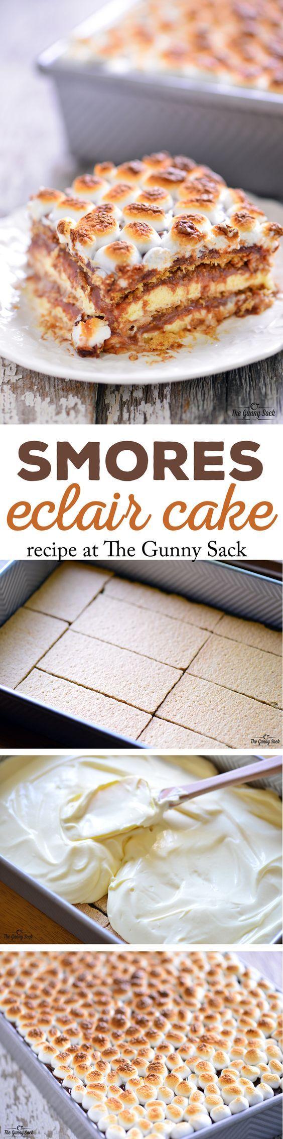 Best 10+ Eclair cake recipes ideas on Pinterest | Chocolate eclair ...