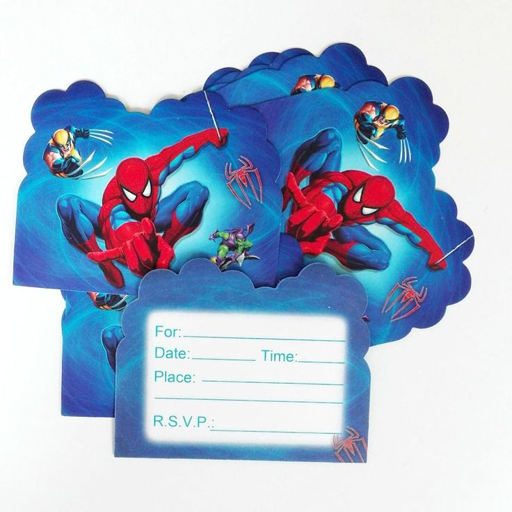 10pcs/lbag spiderman party supplies Event Party Favors spiderman Supplies Paper Invitation Cards Baby Shower spiderman favor01 - http://toysfromchina.net/?product=10pcs-lbag-spiderman-party-supplies-event-party-favors-spiderman-supplies-paper-invitation-cards-baby-shower-spiderman-favor01